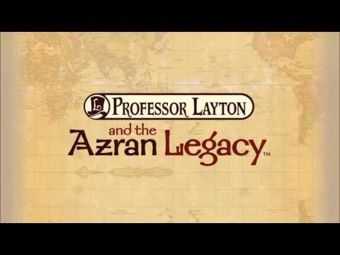 Main Theme - Professor Layton and the Azran Legacy - Soundtrack