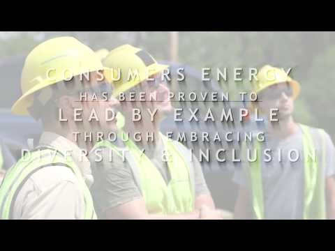 CAREER MASTERED COMPANY OF THE YEAR - CONSUMERS ENERGY
