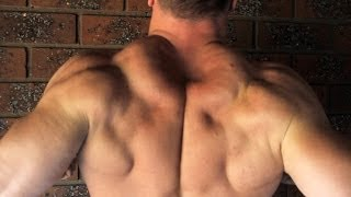 Bodyweight Trapezius Home Workout: No Weights