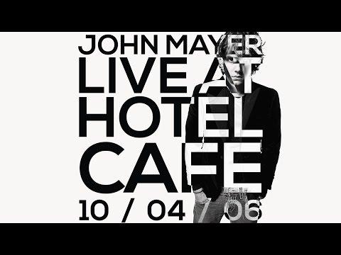 John Mayer Live at Hotel Cafe (10/4/2006)