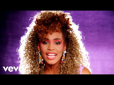 Whitney Houston - I Wanna Dance With Somebody (Official Music Video) Mp3