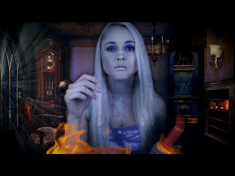 [ASMR] Halloween Ghost Roleplay ???? Haunting Tingles