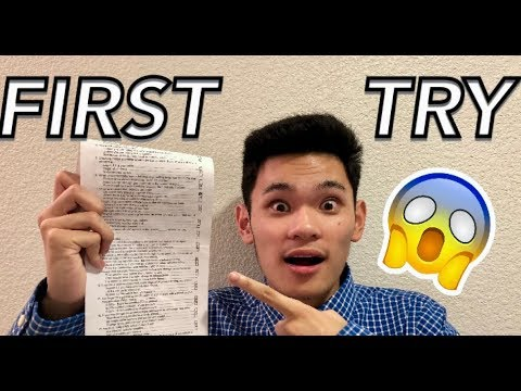 The SECRET to PASS your DMV Written Test