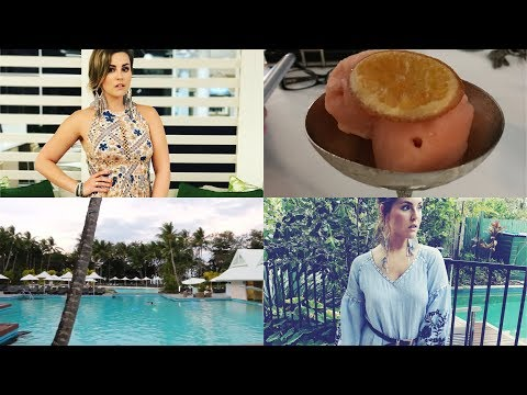 VEGAN WHAT I ATE IN A DAY/VLOG - PORT DOUGLAS - Part 2