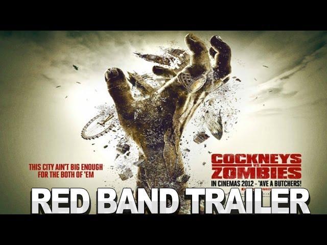 Cockneys vs. Zombies Redband Trailer