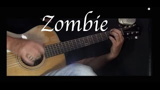 The Cranberries - Zombie - Fingerstyle Guitar