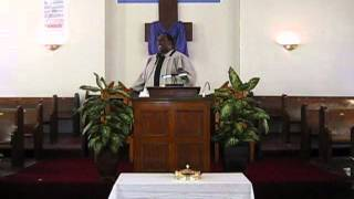 Elder  Richard D. Harris Victory Is My Destiny Part 1