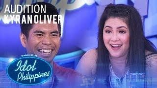 Kyran Oliver - U Gotta B Funky   Idol Philippines Auditions 2019