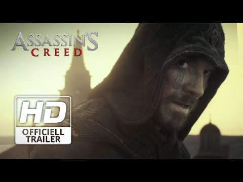 Assassin's Creed | Officiell trailer #1