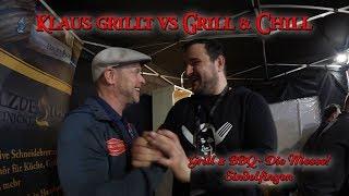 📷 Klaus grillt vs Grill & Chill / BBQ & Lifestyle @ Grill & BBQ - Die Messe! Sindelfingen