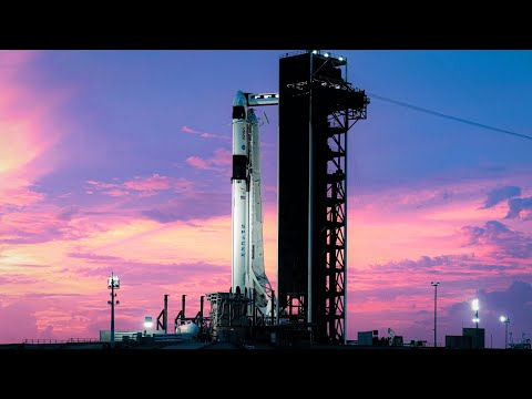 WATCH: SpaceX's Crew-2 Dragon Launch Astronauts to the Space Station