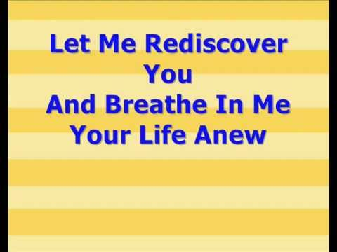 Downhere  - Let Me Rediscover You