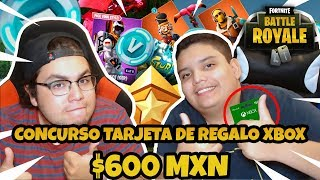 FREE PAVOS! WIN $600 MXN XBOX GIFT CARD (FORTNITE FUN MOMENTS) - DUODEDOS