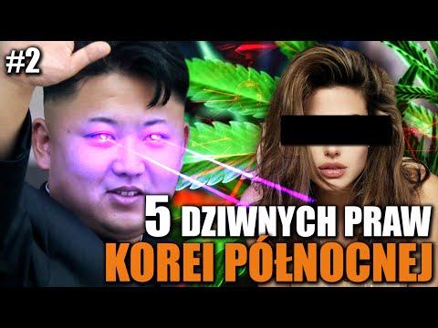 5 mega dziwnych praw w KOREI PÓŁNOCNEJ! #2