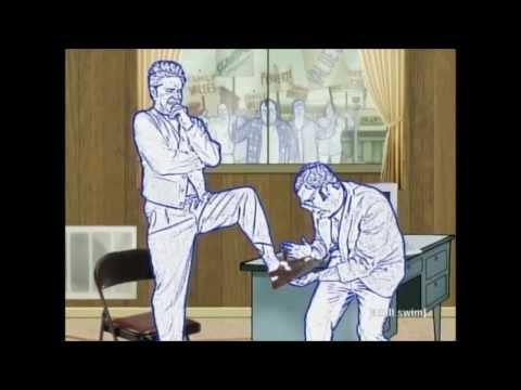 Tom Goes To The Mayor - Scandal (Sandal)