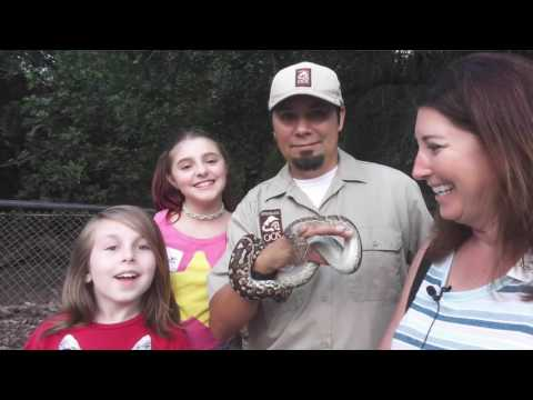 Strolling through the Los Angeles Zoo with Safari Society Sept 2016