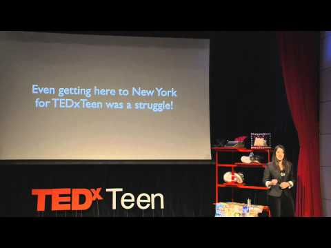 Follow your drive | Marah Zahalka | TEDxTeen 2014