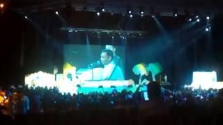 25/08/2016 Джанмаштами в Лужниках, ГЦКЗ Россия. Концерт в главном зале.