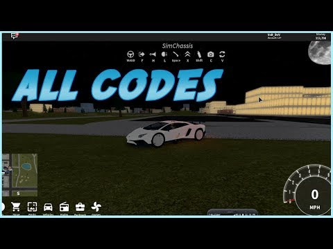 Roblox Car Simulator Codes Doovi