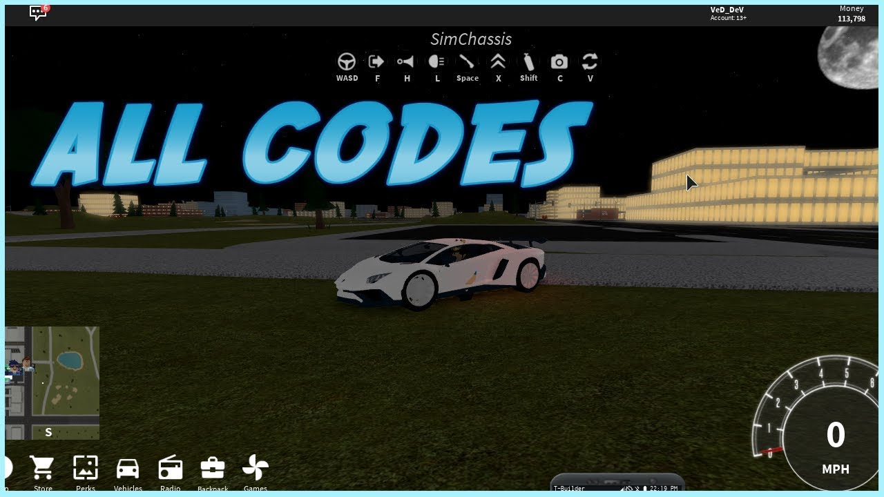 Code In Roblox Vehicle Simulator - Get Free Robux Generator 2019