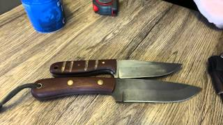 Blind Horse Knives   Pathfinder Scout Knife   Dave Canterbury