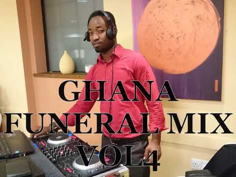 GHANA FUNERAL MIX VOL4