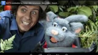 Andy e os animais selvagens S2E09