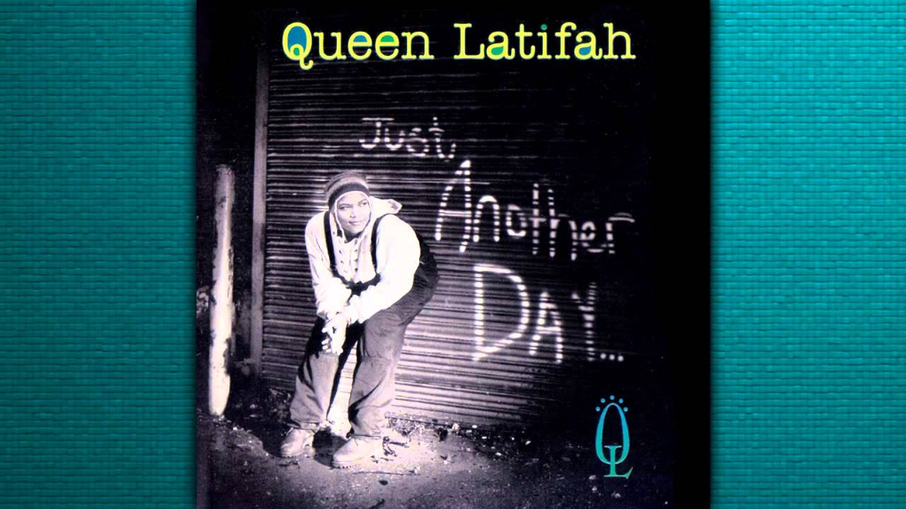 Queen Latifah - Just Another Day (New Jack Remix) 1994 ...