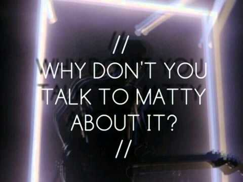 Menswear - The 1975 Lyrics