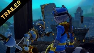 Sly Cooper: Thieves in Time - Launch Trailer (HD)