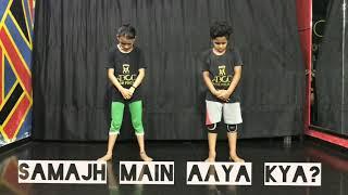 Samajh Mein Aaya Kya? - Emiway | Dance | Choreography | ABCD