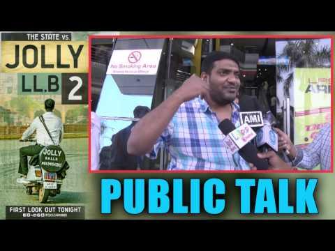 Jolly LLB 2 Movie Public Talk | Public Review | Public Response | LLB2PUBLICTALK