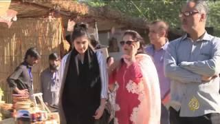 هذا الصباح-مهرجان شعبي في العاصمة الباكستانية