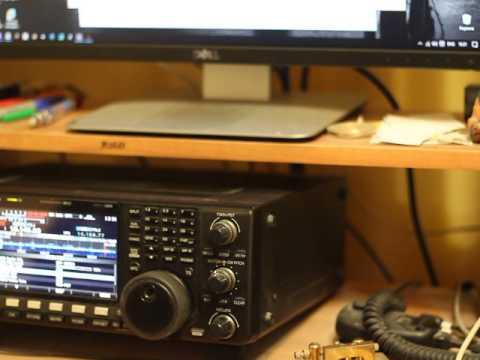 Электронная почта WinLink через радиоэфир. - YouTube