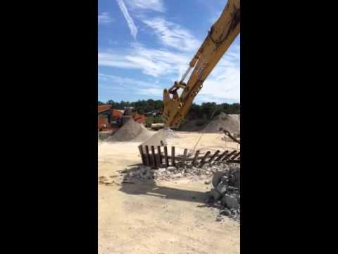 Osa Demolition Equipment – FM Series