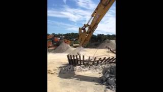 Osa Demolition Equipment –  FM Series