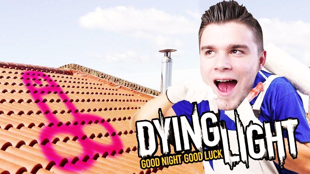 NAMALOWAŁEM PE***A NA DACHU SZKOŁY! | Dying Light – SEZON 2 [#31] (W: Dobrodziej)