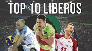 Ranking the Top 10 Liberos in Volleyball (2018)