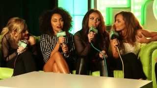 Little Mix Backstage at Free Radio Live 2013