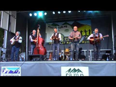 Balsam Range, June 2, 2018, Ogden Music Festival