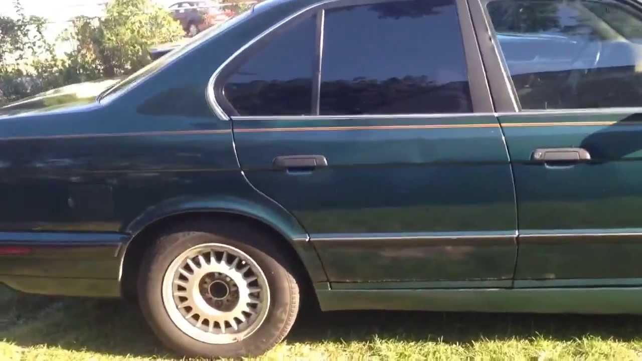 1993 525i bmw