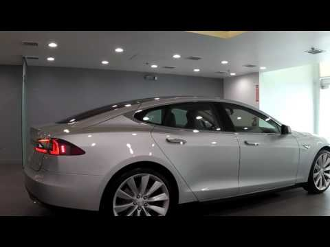 Tesla Delivery Day