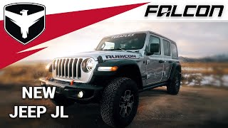 Falcon Shocks: Jeep JL