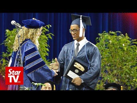 JPA scholar receives highest engineering honour at Penn State University