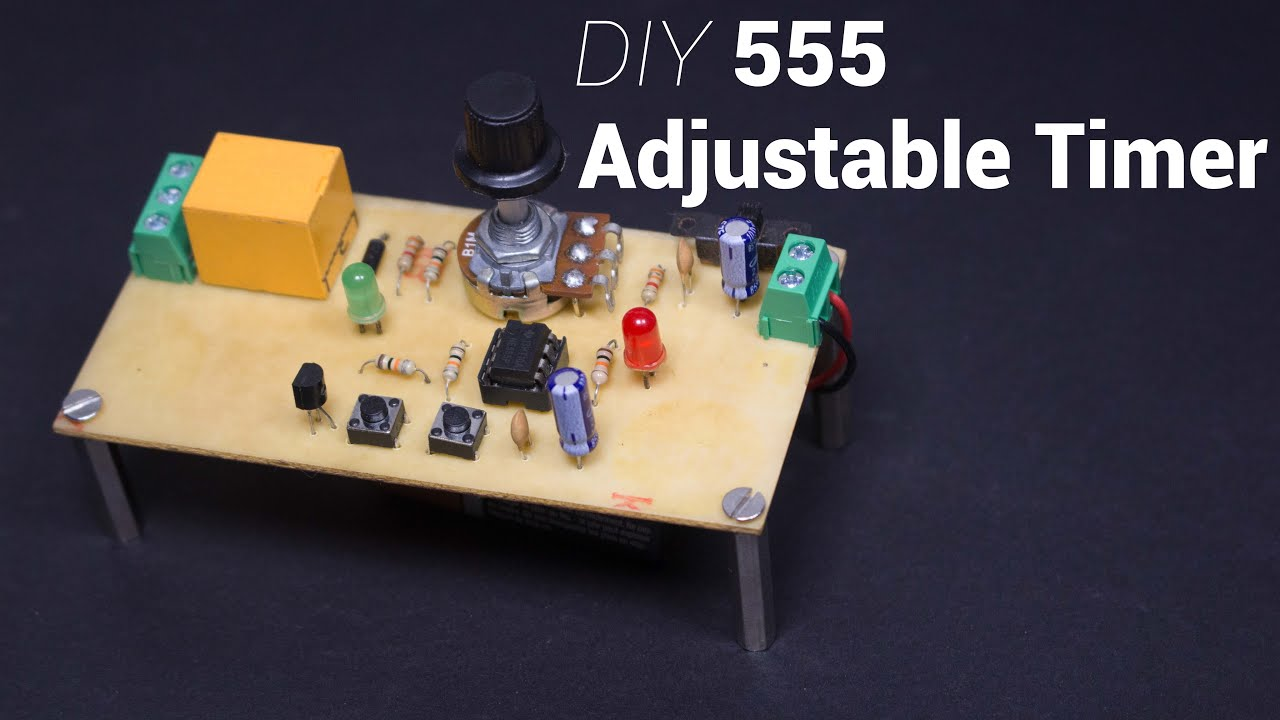How To Build A Monostable Multivibrator Circuit With Transistors