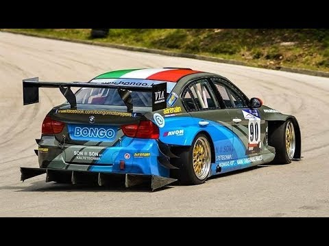 bmw e90 touring car with 4 0 v8 500hp naturally. Black Bedroom Furniture Sets. Home Design Ideas