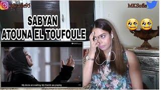 ATOUNA EL TOUFOULE Cover by SABYAN/Reaction