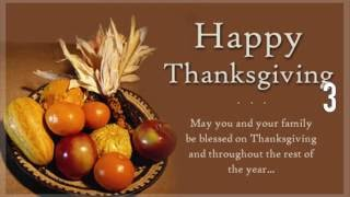 TOP 10 Best Happy Thanksgiving Wishes & Messages for thanks giving day