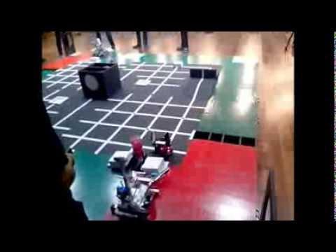 IIT Bombay International Robotics Challenge 2014 Winners