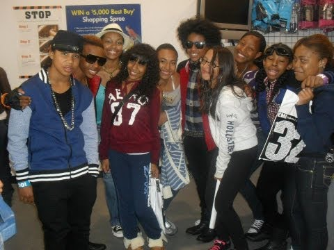 Mindless Behavior Album Release x3